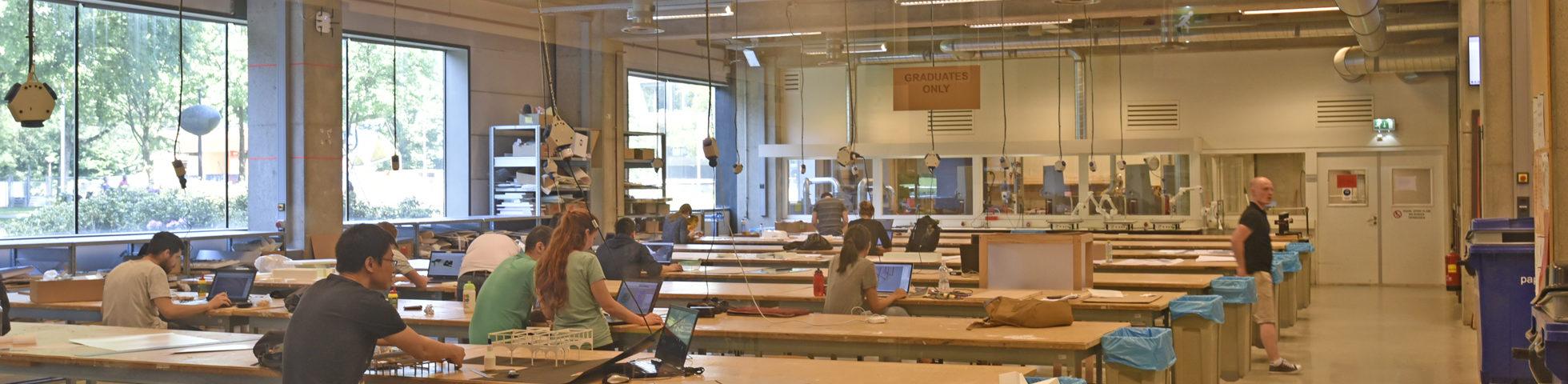 Wat kan een student met GPR software?
