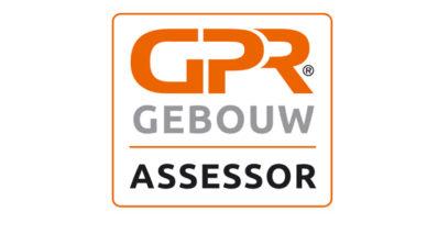 Cursus GPR Gebouw Assessor<